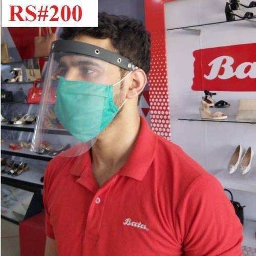 33M Face Shield Professional Grade Face Mask