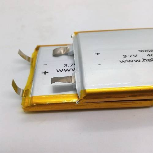 4600mAh 3.7V Lithium ion Battery Rechargeable Battery