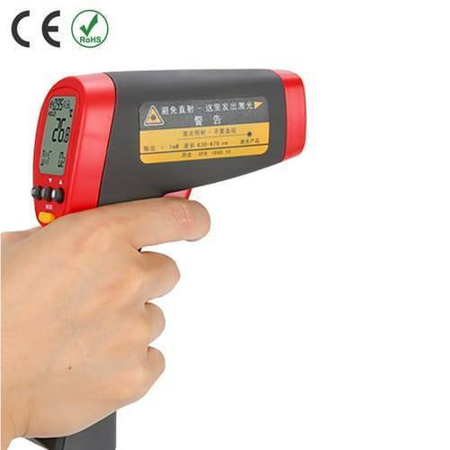 Infrared IR Professional Thermometer UNI T UT302A