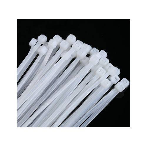 4 Inch  100mm PVC Cable Tie In Pakistan