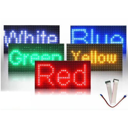 RED Color P10 SMD LED Display Board