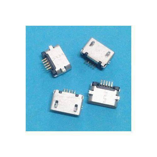MICRO USB Female Connector With USB Socket 5 Pin