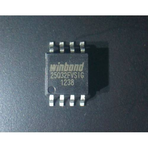 25q32 SPI EPROM EEPROM Memory Flash Chip In Pakistan DEL