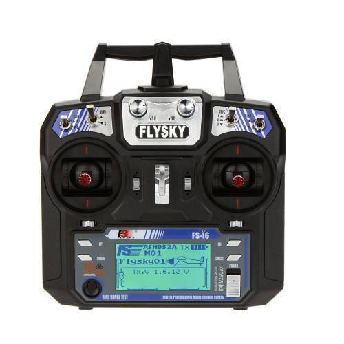 6 Channel RC Transmitter Receiver Flysky FS-I6 Transmitter With FS-IA6 Receiver