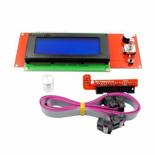RAMPS 1.4 3D Printer 2004 LCD Controller With SD Card Slot