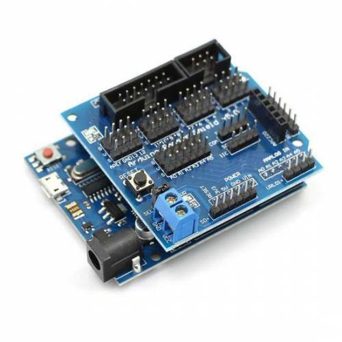 Arduino Sensor Shield V5 Expansion Board For Arduino