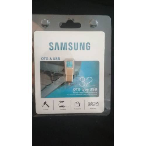 Samsung USB 32GB Pen Drive With OTG Supported