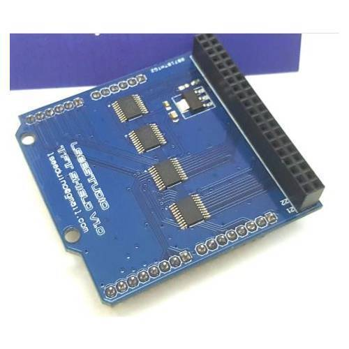 Arduino Uno LCD TFT Shield For 40-Pin 8bit TFT LCD