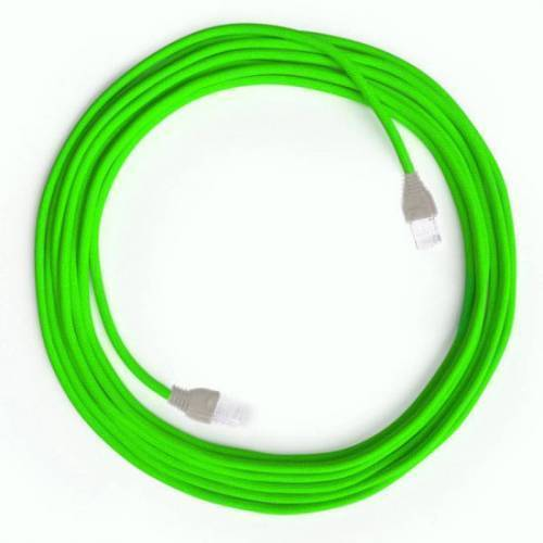 RJ45 Network Ethernet Cable 1.5m Male to Male jack Straight cable 1.5 Meter configuration