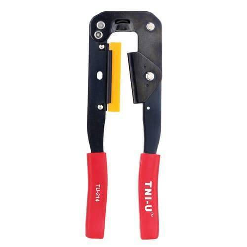 TNI U TU 214 Crimping Tool Pliers For Computer CD ROM Pressing Line
