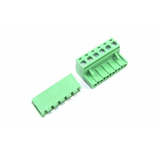 6 Pin Connector PCB Mount Right Angle