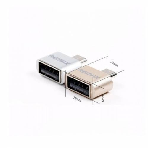Remax OTG Type C Connector Data Adapter 2.0 USB