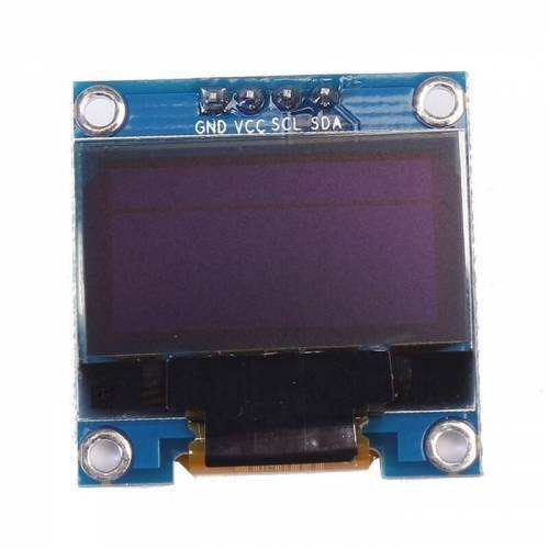 Arduino 0.96 inch IIC OLED Display 128X64 I2C SSD1306 LCD Screen