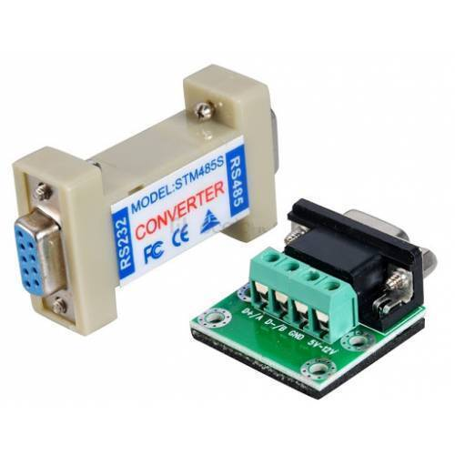 Bi directional Communication data RS232 To RS485 Serial Converter STM485S