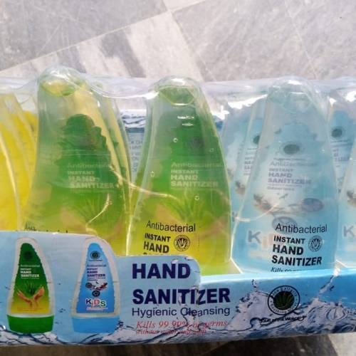 80ml Instant Liquid Soap Hand Sanitizer