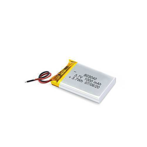 1000mAH 3.7v Lithium ion Battery Li-ion Battery