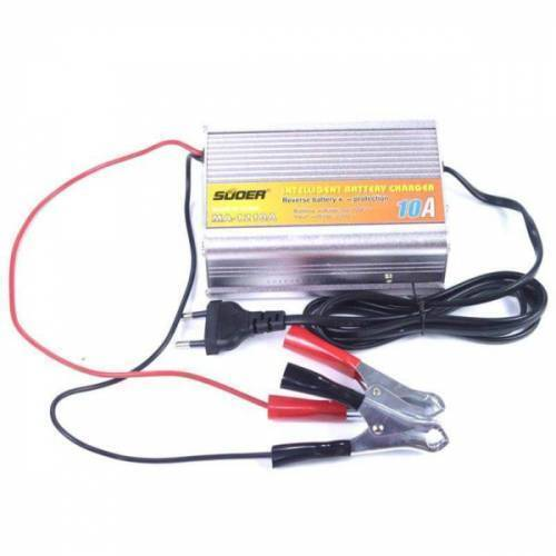 Car Battery Charger 10A 12V Suoer MA-1210A
