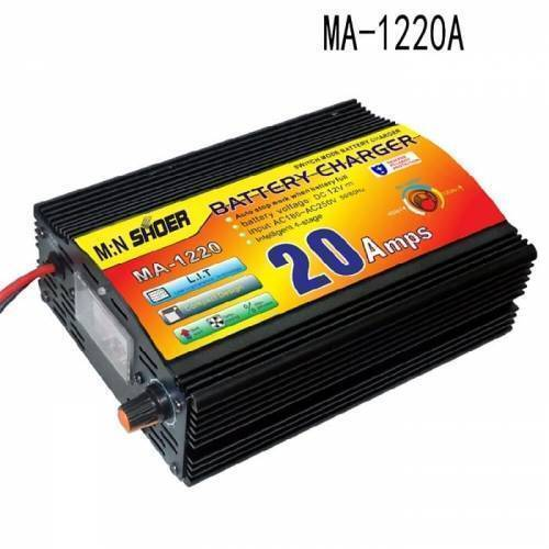 20A 12V Battery Charger MA-1220 DELL