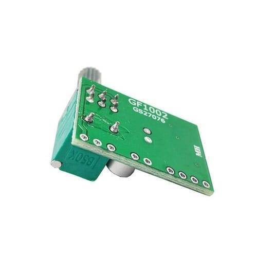 Mini 2 Channel Digital USB Audio Amplifier Board Module PAM8403 with Volume Control Potentionmeter