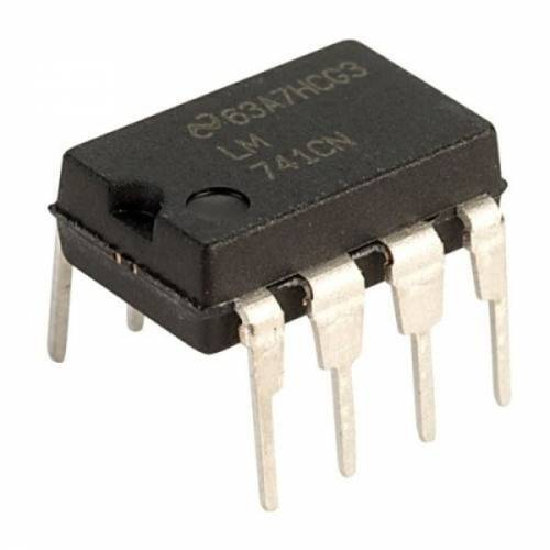 Operational Amplifier LM741