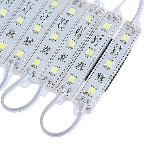 12V 3 SMD 5050 Waterproof LED Strip Light Module