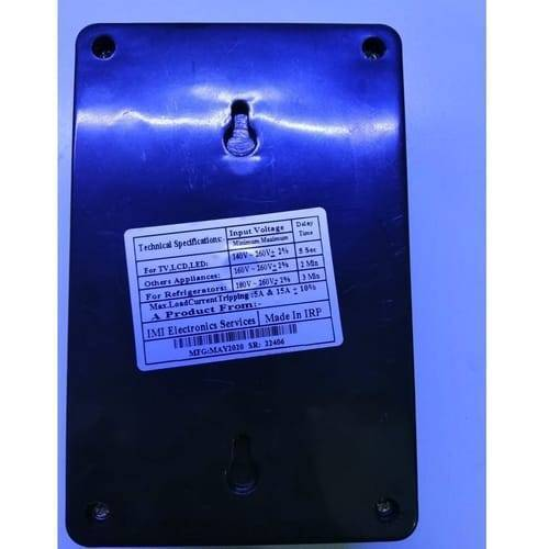 15A Muhafiz Automatic Voltage Protector Automatic Current Protector