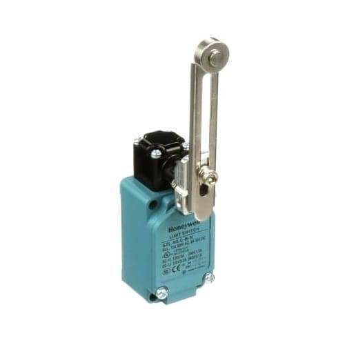Honeywell Adjustable Roller Rotary Lever Limit Switch SZL-WLC-B