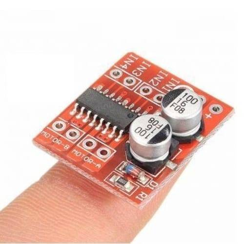 MX1508 Mini Dual Channel 1.5A DC Motor Driver Module L298N Replacement