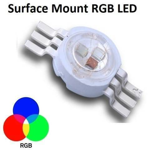 Surface Mount RGB SMD LED