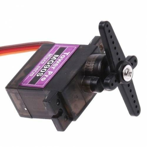 Towerpro MG90S Mini Digital 180 Degree Servo Motor 2.2kg 0.08sec 13g