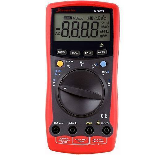 Digital Auto-Range Pocket Size Multimeter UNI T UT60B