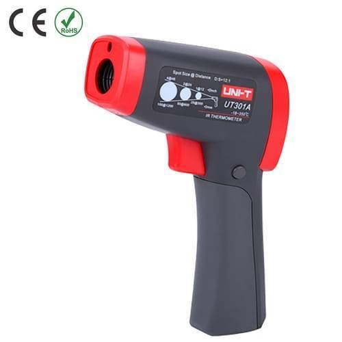 Infrared IR Laser Thermometer UNI T UT301A