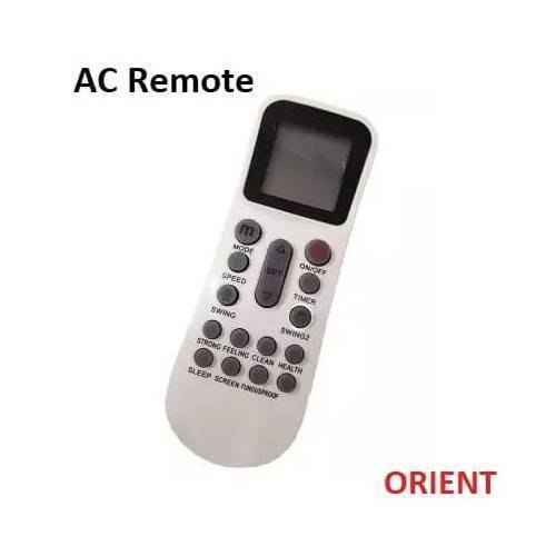 Orient Inverter AC Remote In Pakistan