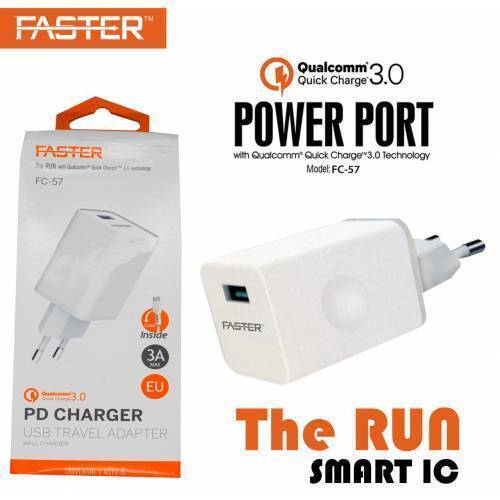 Type C 5v 3A Quick Charger One Port USB Power Adapter Faster Android Charger