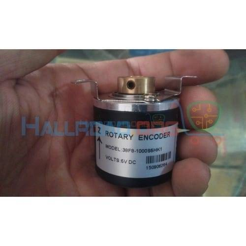 5V Hollow Shaft 1000PPR Rotary Incremental Encoder