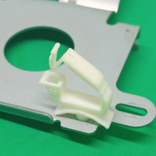 PCB inserting hole cable clamp,  body Pcb inserting cable clamps