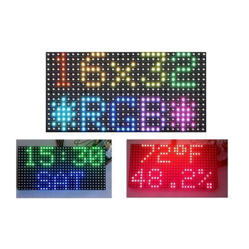 P10 Full Color Led Display Video Module 320x160mm