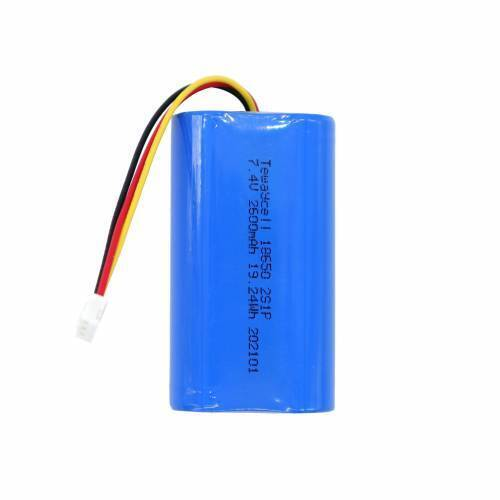 Stock Lot Rechargeable 2000mAh 7.4V Li-ion Battery Pack for Arduino Robots