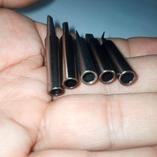 5Pcs Lead-free Soldering Iron Tips