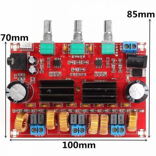 TPA3116 TPA3116D2 2.1 Channel Digital Power Amplifier Board  Cheap Price In Pakistan