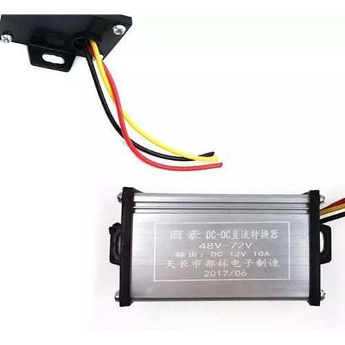 DC To DC Converter Adapter 36V 72V To 12V 10A