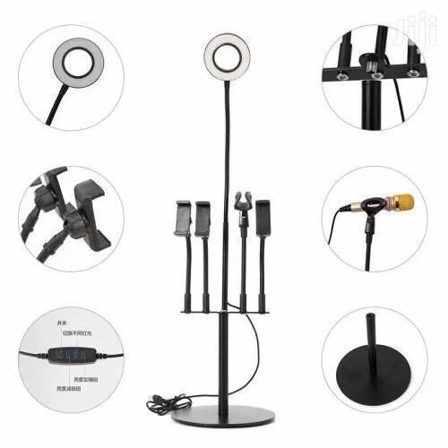 5 In 1 Multi Function Live Stream Support Kit