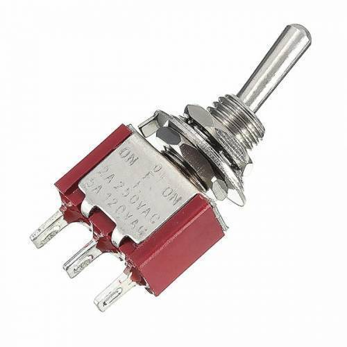 5A 3 Pin SPDT Toggle Switch SPDT ON OFF In Pakistan