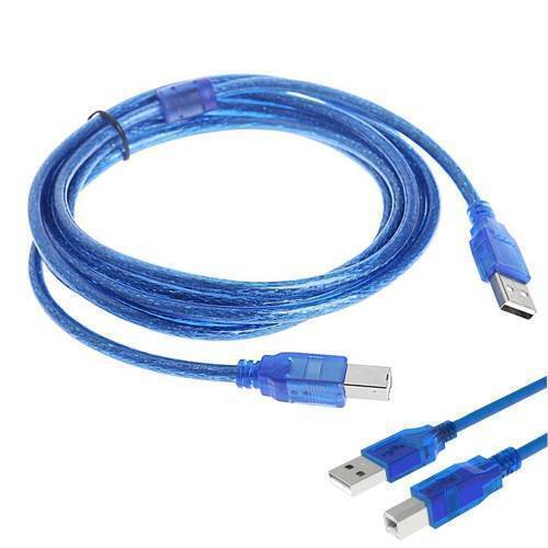 5m usb a to usb b cable for Arduino uno and Arduino Mega