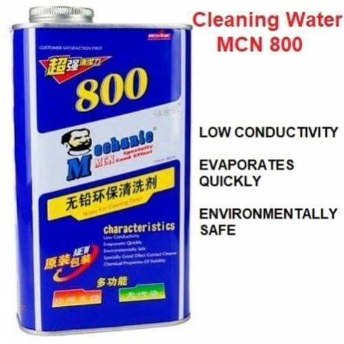 MECHANIC 800 Water Lead Free Circuit Board Cleaner Liquid For Cleaning Panels