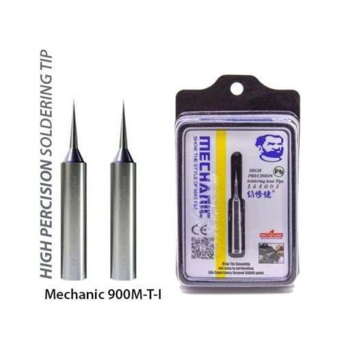 Mechanic Lead Free Soldering Iron Tip  900M-T-I For Jumper Wire BGA Motherboard Welding Repair Tools