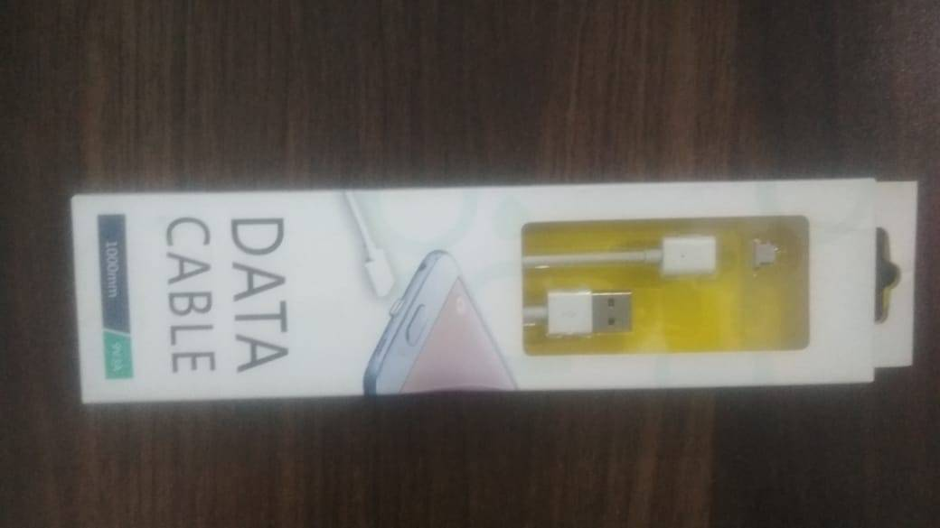 Data Cable Micro USB Type B with Magnet Charging wire with magnetic clip