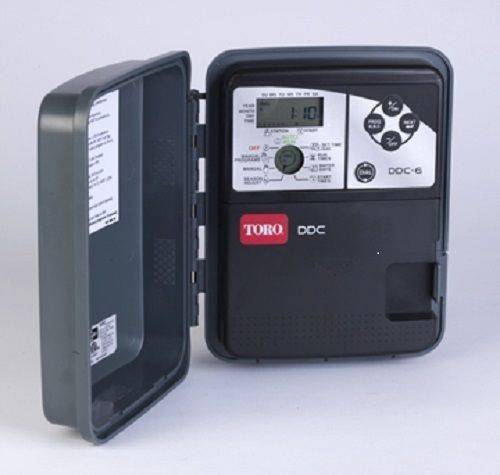 TORO DDC 6 STATION OUTDOOR IRRIGATION CONTROLLER in pakistan