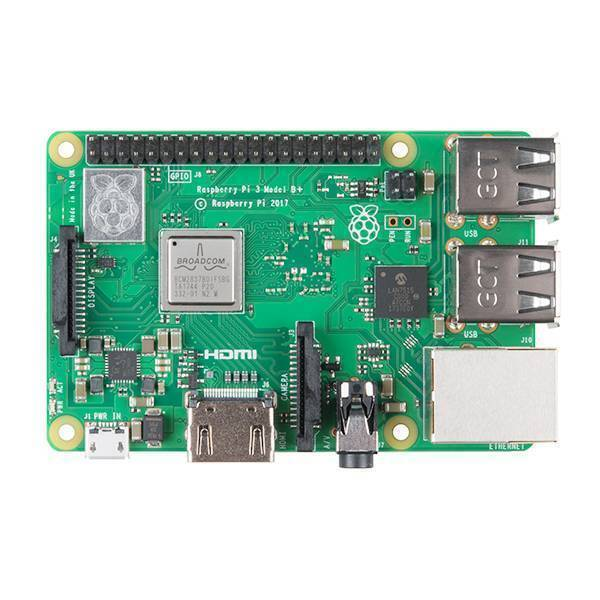 Raspberry Pi 3 Model B+ In Pakistan Raspberry Pi 3 B+  rpi3 b+