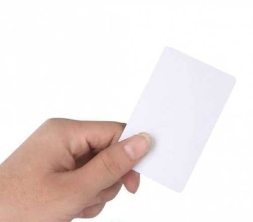 13.56MHz Attendance Secure Verification RFID Tag Card